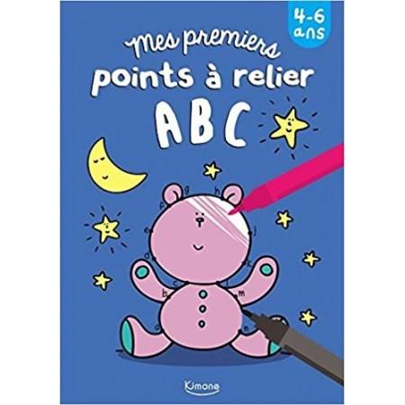 Mes premiers points à relier ABC
