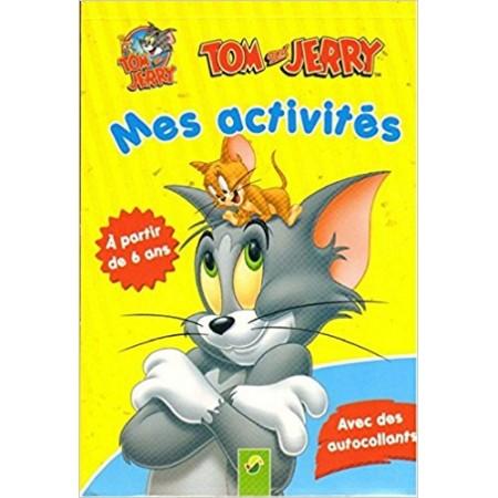 Mes activités Tom et Jerry