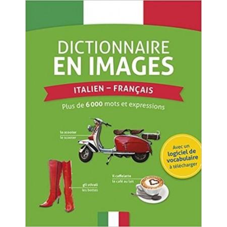 Dictionnaire en images Italien-Français