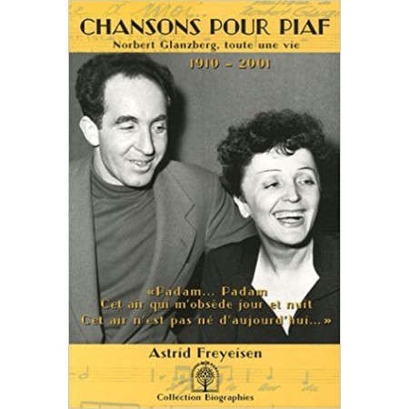 Chansons pour Piaf