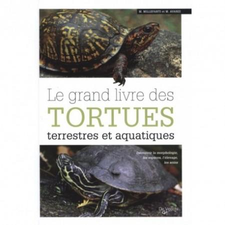 LE GRAND LIVRE DES TORTUES