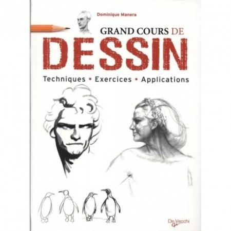 GRAND COURS DE DESSIN
