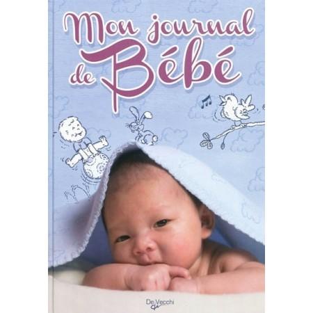 MON JOURNAL DE BÉBÉ - BLEU