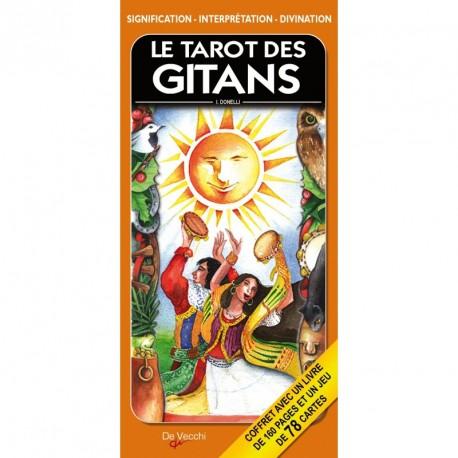 COFFRET TAROT DIVINATOIRE DES GITANS
