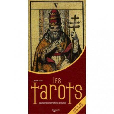 COFFRET LES TAROTS PAR LAURA TUAN
