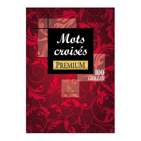 MOTS CROISÉS - VOLUME 1 (100 GRILLES)