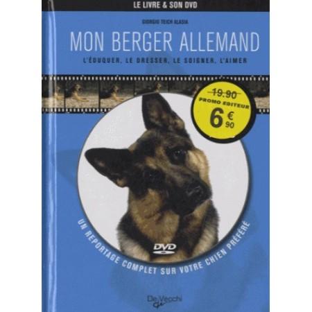 MON BERGER ALLEMAND AVEC 1 DVD