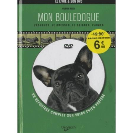 MON BOULEDOGUE AVEC 1 DVD