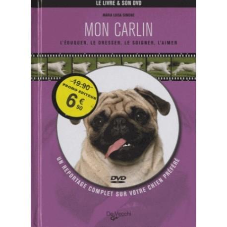 MON CARLIN AVEC 1 DVD