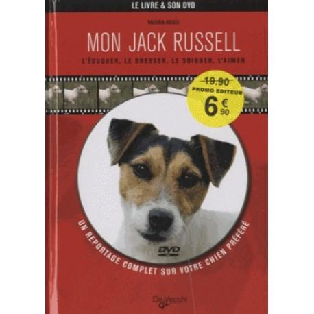 MON JACK RUSSEL AVEC 1 DVD