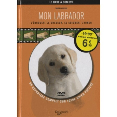 MON LABRADOR AVEC 1 DVD