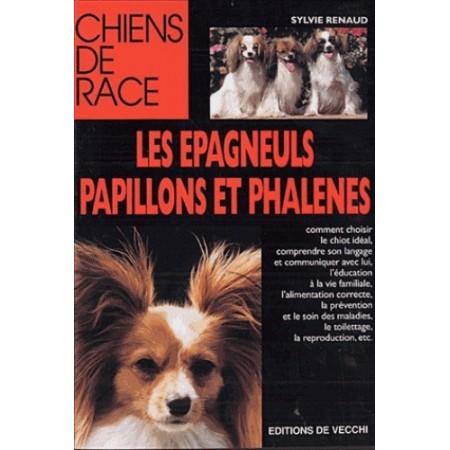 LES ÉPAGNEULS PAPILLONS ET PHALÈNES