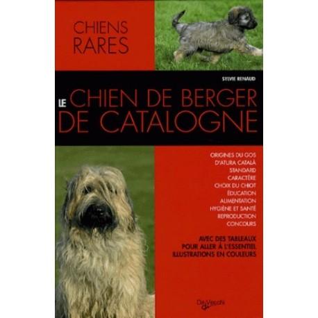 LE CHIEN DE BERGER DE CATALOGNE
