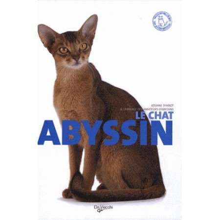 LE CHAT ABYSSIN