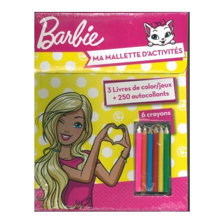 Barbie Ma mallette d'activités