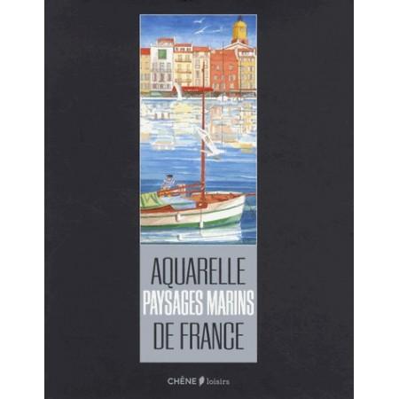 Aquarelles Paysages Marins de France
