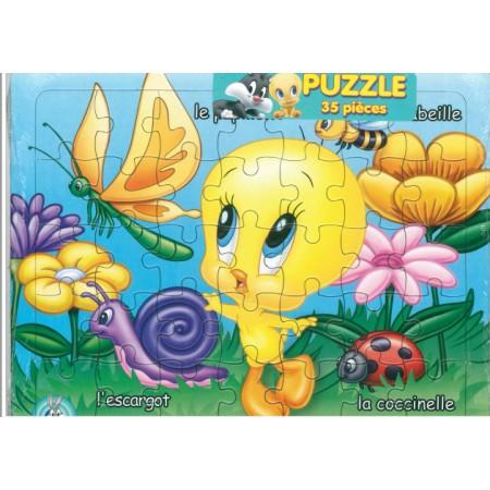 Puzzle Looney-tunes Titi (abeille)