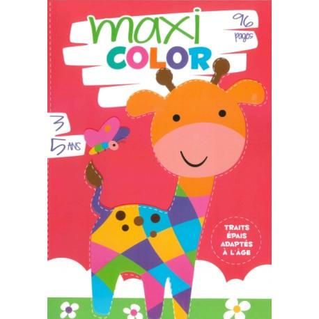 Maxi Color 96 pages