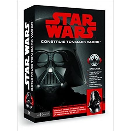 Star Wars, construis ton Dark Vador (coffret)