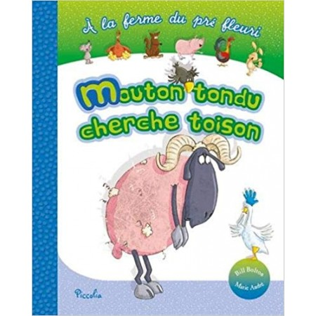 Mouton tondu cherche toison