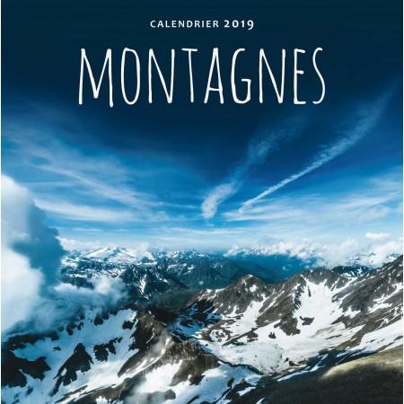 Calendrier 2019 Montagnes