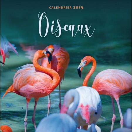 Calendrier 2019 Oiseaux