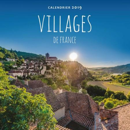 Calendrier 2019 Villages de France