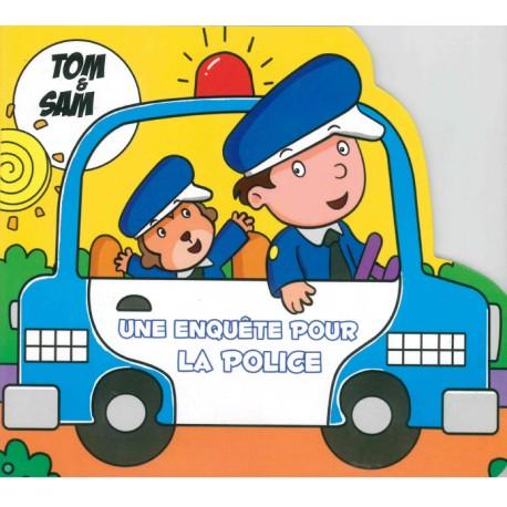 Tom et Sam Une enquête pour la police