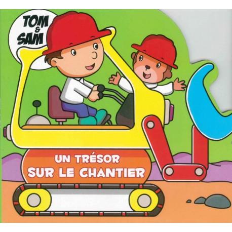 Tom et Sam Un trésor sur le chantier