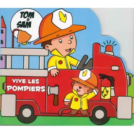 Tom et Sam Vive les pompiers