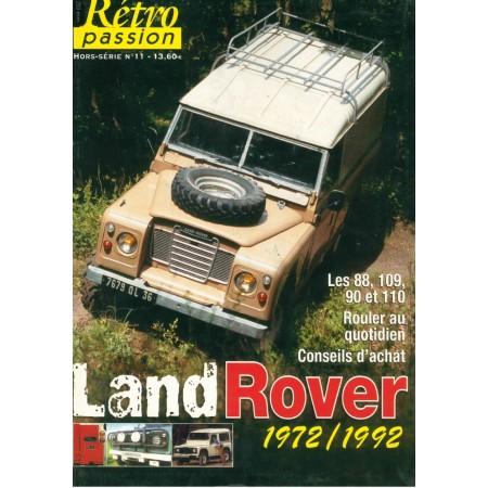 Land rover Rétro passion Hors série N° 11