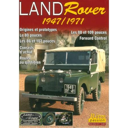 Land Rover Rétro passion Hors série N° 4