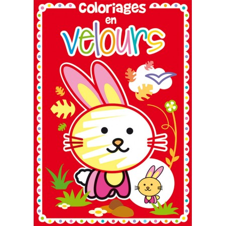 Coloriages en velours