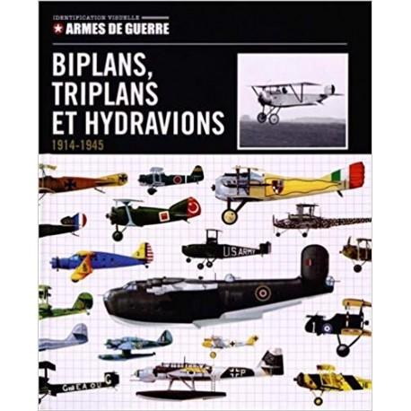 Biplans, triplans et hydravions - 1914-1945
