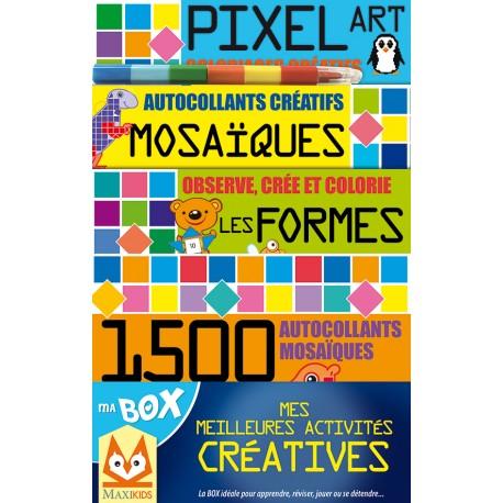 Ma box Mes activités créatives favorites Coffret