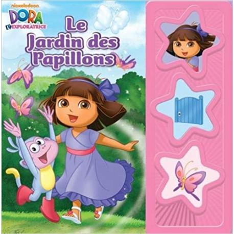 Dora l'exploratrice - Le jardin des papillons