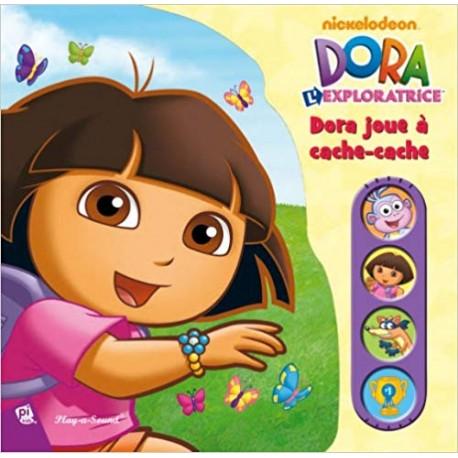 Dora l'exploratrice : Dora joue à cache-cache