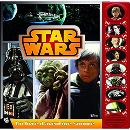 Star Wars - 3 missions pour sauver la galaxie