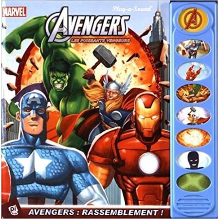 The Avengers Les puissants vengeurs