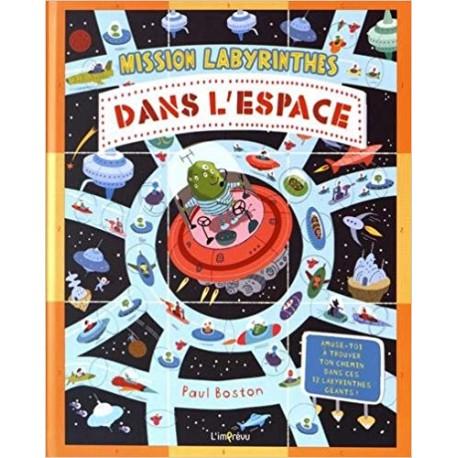 Coloriage Reperage Dans Lespace.Activites Jeux Coloriages Dans L Espace 12 Labyrinthes Gean
