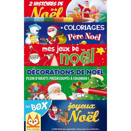 Ma box Joyeux Noël Coffret