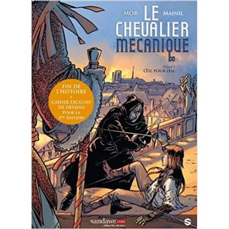 Le chevalier mécanique Tome 3