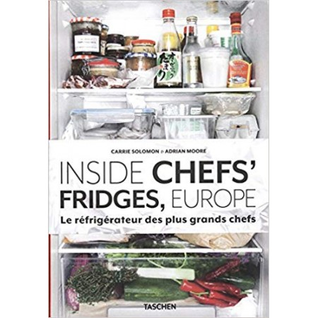Inside Chefs' Fridges, Europe - Le réfrigérateur des plus grands chefs