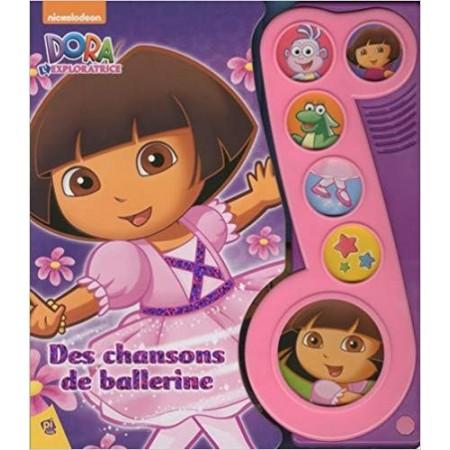 Dora l'exploratrice Des chansons de ballerine