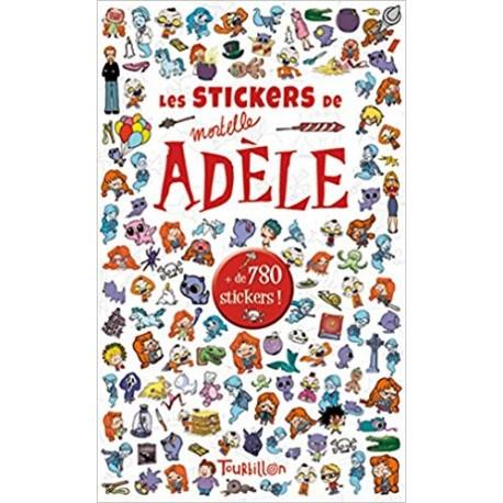 Stickers Mortelle Adèle