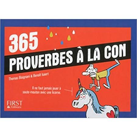 365 proverbes à la con