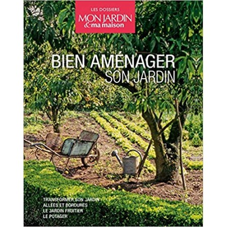 Bien aménager son jardin - 4 volumes