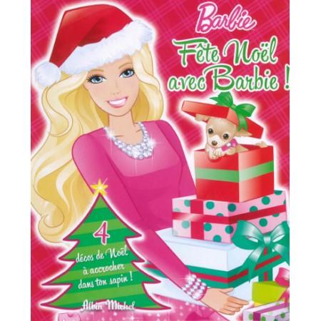Fête Noël avec Barbie !