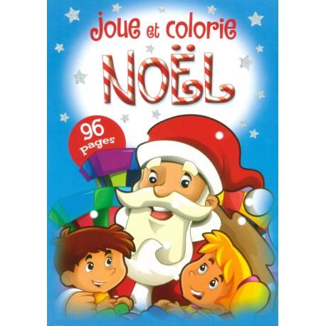 Coloriages Jeux Noël