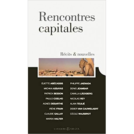 Rencontres capitales - Coffret 2 volumes